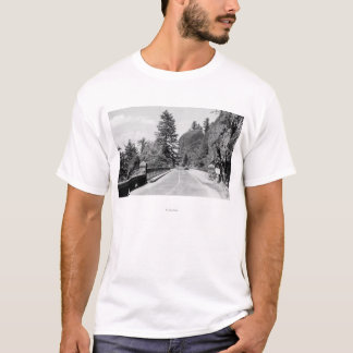 Shepherd's Dell on Columbia River Photograph 2 T-Shirt