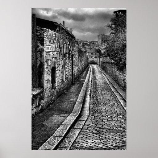 Shepherds Lane, Fine Art Photograph Poster