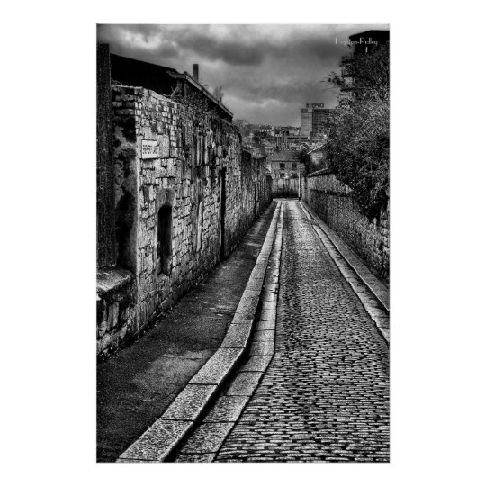 Shepherds Lane, Fine Art Photograph Poster
