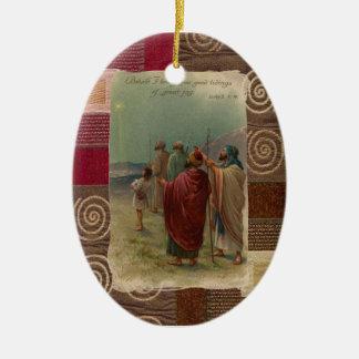 Shepherds Ornament
