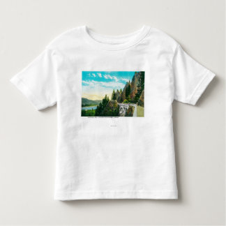 Shepperd's Dell on Columbia River Toddler T-Shirt