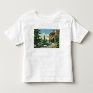 Shepperd's Dell View of Incomparable Gorge Toddler T-Shirt