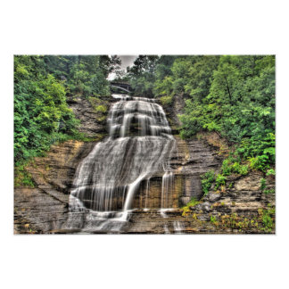 Shequaga Falls, Montour Falls, New York Photograph