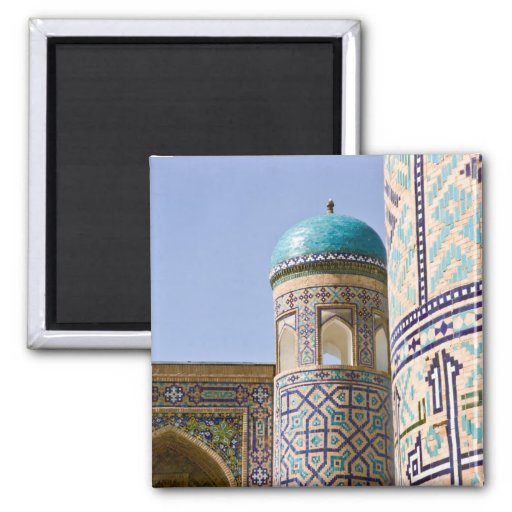 Sher-Dor Madrasah: Detail Magnet
