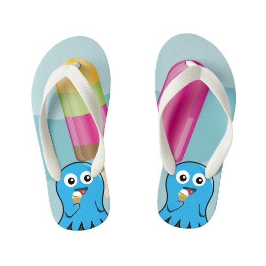 Sherbets Kid's Flip Flops