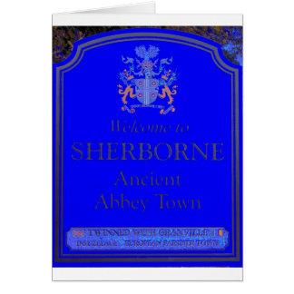 sherborne blue card