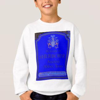 sherborne blue sweatshirt
