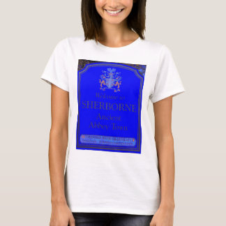 sherborne blue T-Shirt