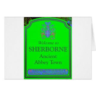 sherborne green card