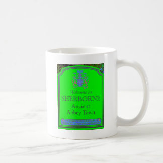 sherborne green coffee mug