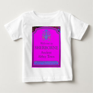 sherborne pink baby T-Shirt