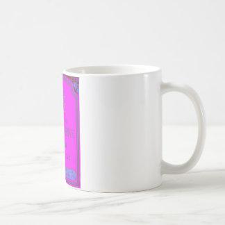 sherborne pink coffee mug