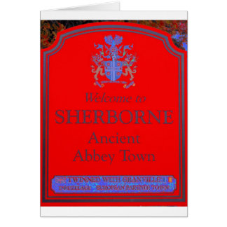 sherborne red card