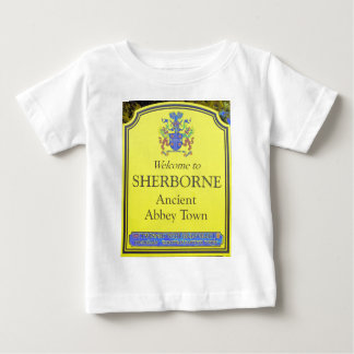 sherborne yellow baby T-Shirt