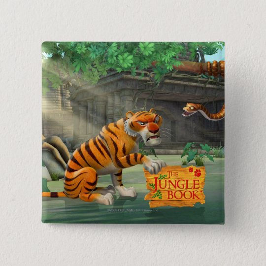 Sherekhan 1 15 cm square badge
