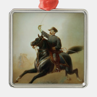Sheridan's Ride, 1871 Christmas Ornament