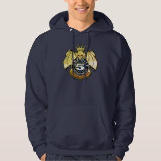 Sheriff Area 5 Badge Hoodie