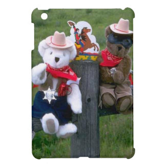 Sheriff bear cover for the iPad mini