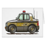 Sheriff Car Patrol Car Law Enforcement