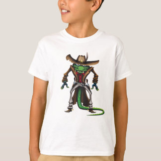 Sheriff Crocodile t-shirt