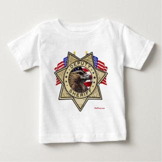 Sheriff Deputy Badge T-shirts