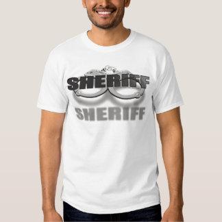 SHERIFF/FORENSICS TSHIRTS