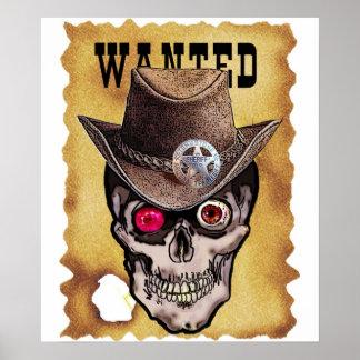 Sheriff of Tombstone Print