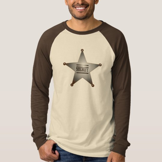 Sheriff Star T-Shirt