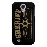 Sheriff Western Style Galaxy S4 Case