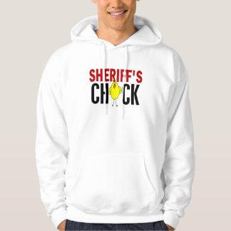 Sheriff's Chick Hoodies