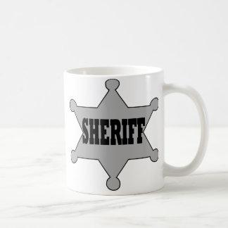 Sheriff's Mug