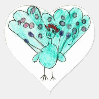 Sherise: Heart Sticker