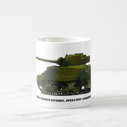 Sherman 'Firefly' Guards Armoured Div Coffee Mug