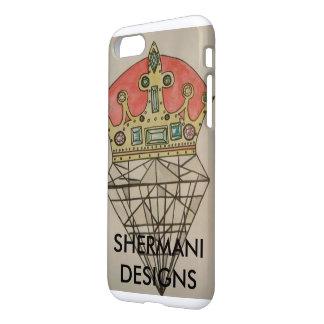 SHERMANI DESIGNS-IPHONE PHONE CASE