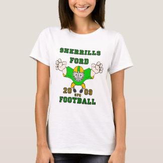 sherrills ford football design 2 T-Shirt