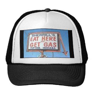 Sherrill's Gas Station Cap