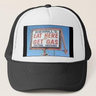 Sherrill's Gas Station Trucker Hat