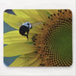 Sherry's Bumblebee Mouse Pads