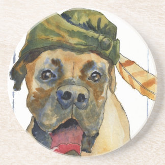 Sherwood Boxer Dog Coaster