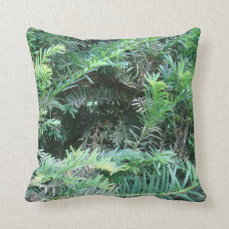 """""""Sherwood Forest Yew"""" Pillow"""