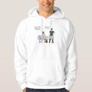 Sherwood Forrest Gump Sweatshirts