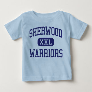 Sherwood - Warriors - High - Sandy Spring Maryland Baby T-Shirt