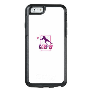 She's a Keeper iPhone case