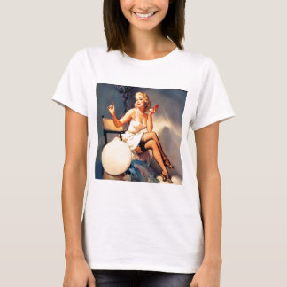 She's a Starlet Pin Up Girl T-Shirt