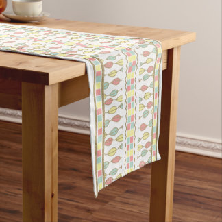 She's A Wild One Boho Style Birthday Table Runner