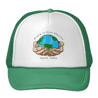 SHE'S IN OUR HANDS Earth-lover Environmental Gift Cap