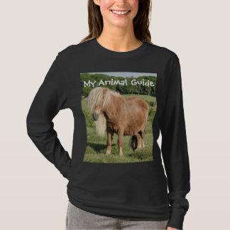 Shetland animal guide shirt