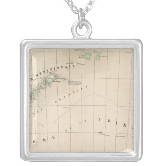 Shetland Islands 43 Silver Plated Necklace