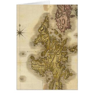 Shetland Islands Card