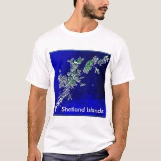 Shetland Islands Mens Basic T-shirt